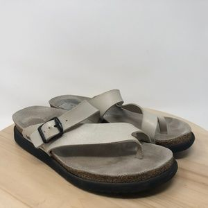 Mephisto Womens Size 39EUR 9US Thong Sandals AT17